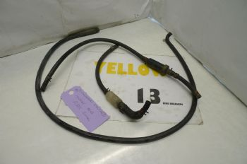 KAWASAKI ER5 C-1 BREAKING.  COOLANT HOSE PIPE SMALL  #5(CON-D)